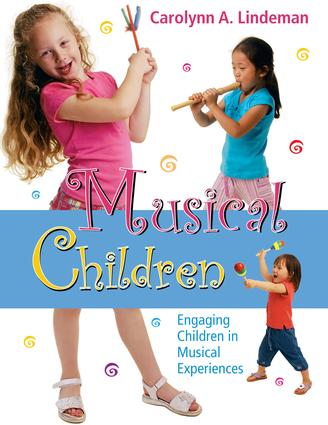 Musical Children, CD: Engaging Children in Musical Experiences, 1st Edition (Audio CD) book cover