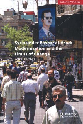Syria under Bashar al-Asad