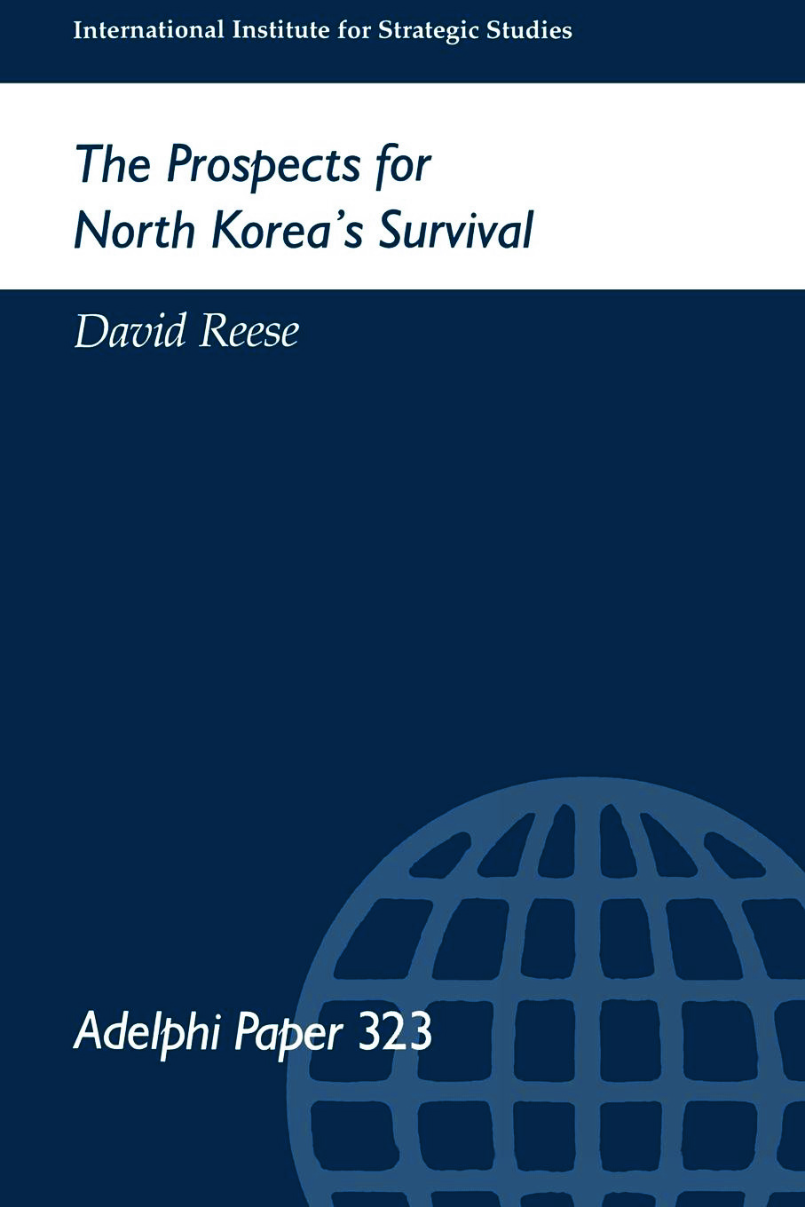 The Prospects for North Korea Survival: 1st Edition (Paperback) book cover