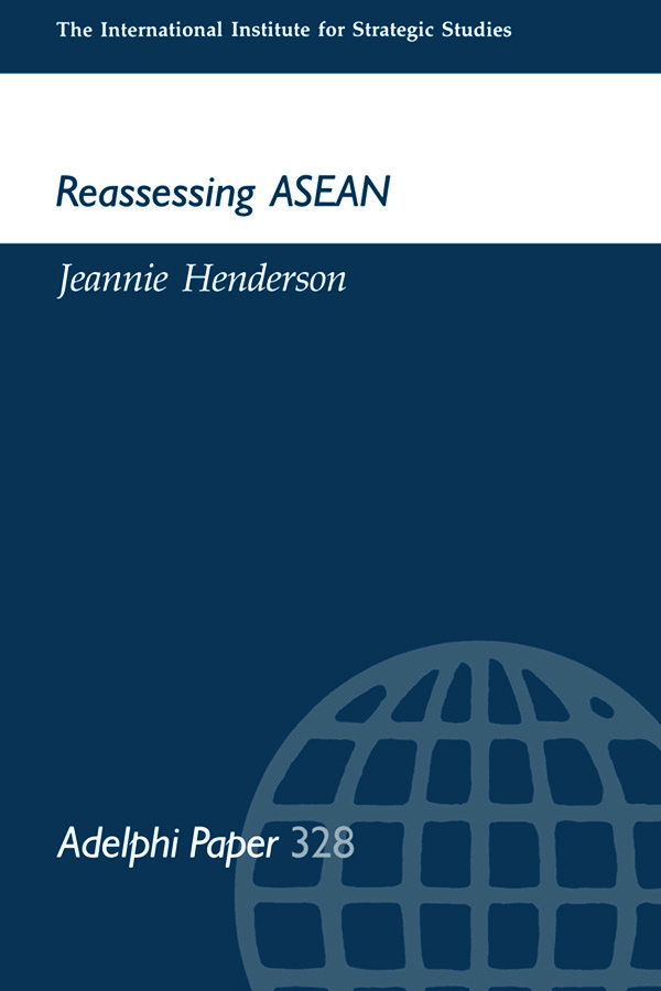 Reassessing ASEAN