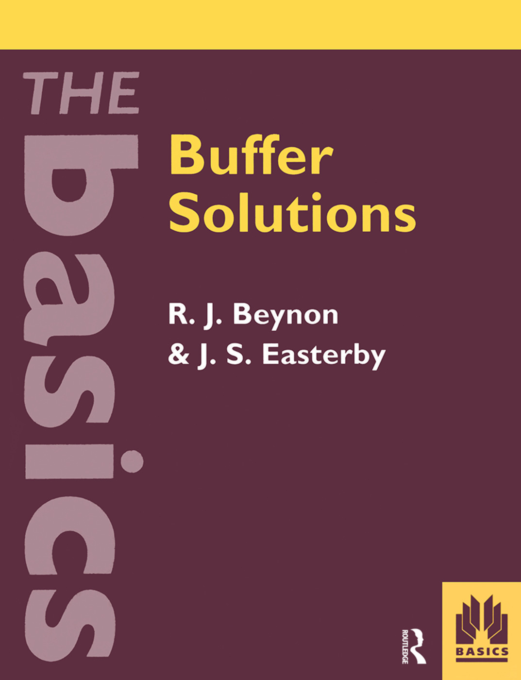 Buffer Solutions book cover