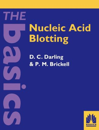 Nucleic Acid Blotting: 1st Edition (Paperback) book cover
