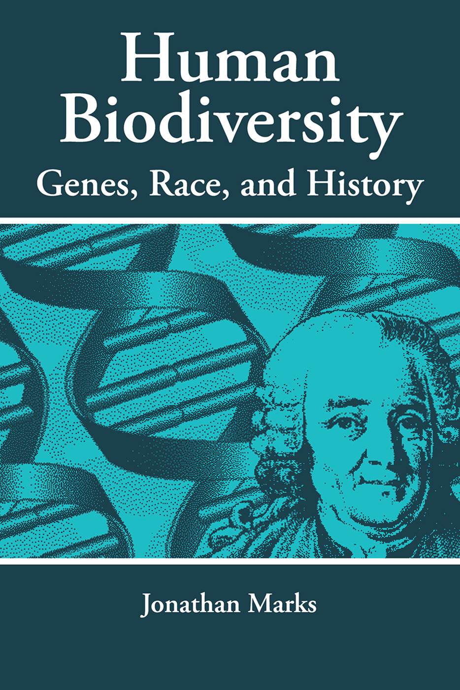 Human Biodiversity: Genes, Race, and History, 1st Edition (Paperback) book cover