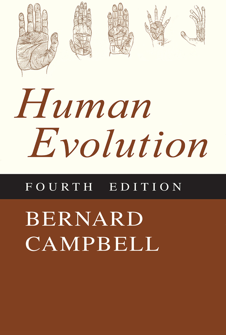 Human Evolution: An Introduction to Man's Adaptations, 4th Edition (Paperback) book cover