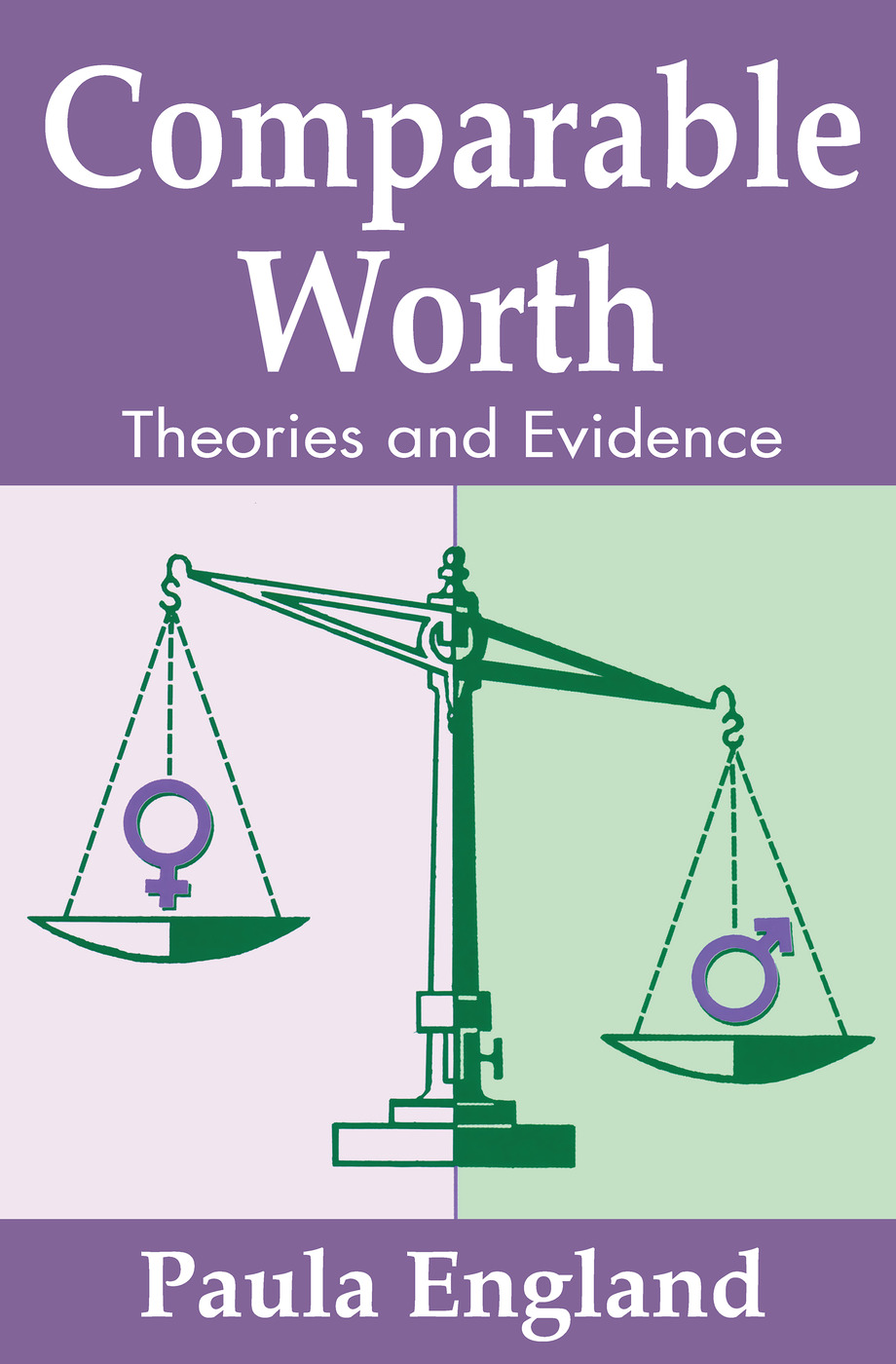 Comparable Worth: Social Institutions and Social Change, 1st Edition (Paperback) book cover
