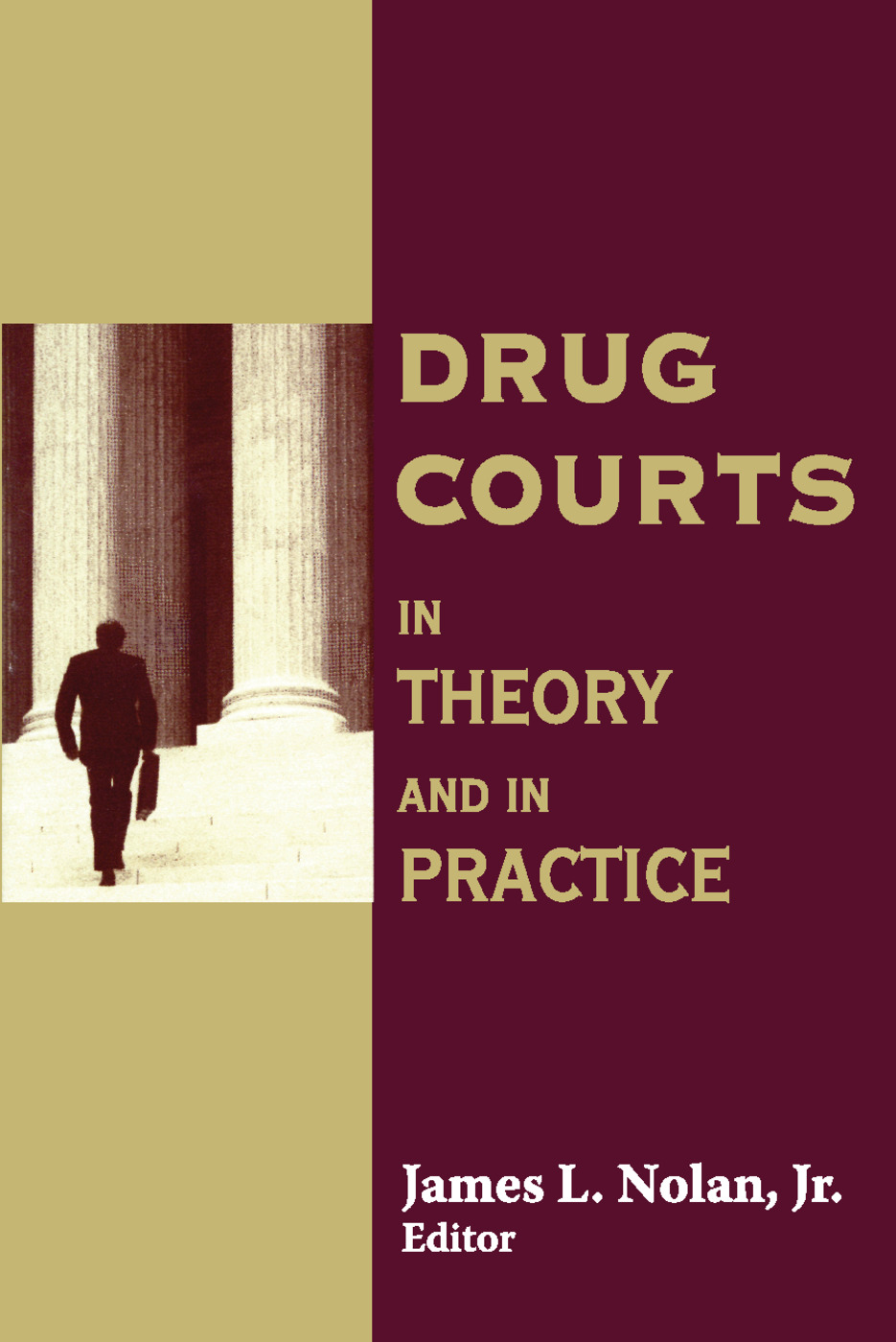 Drug Courts: In Theory and in Practice, 1st Edition (Paperback) book cover