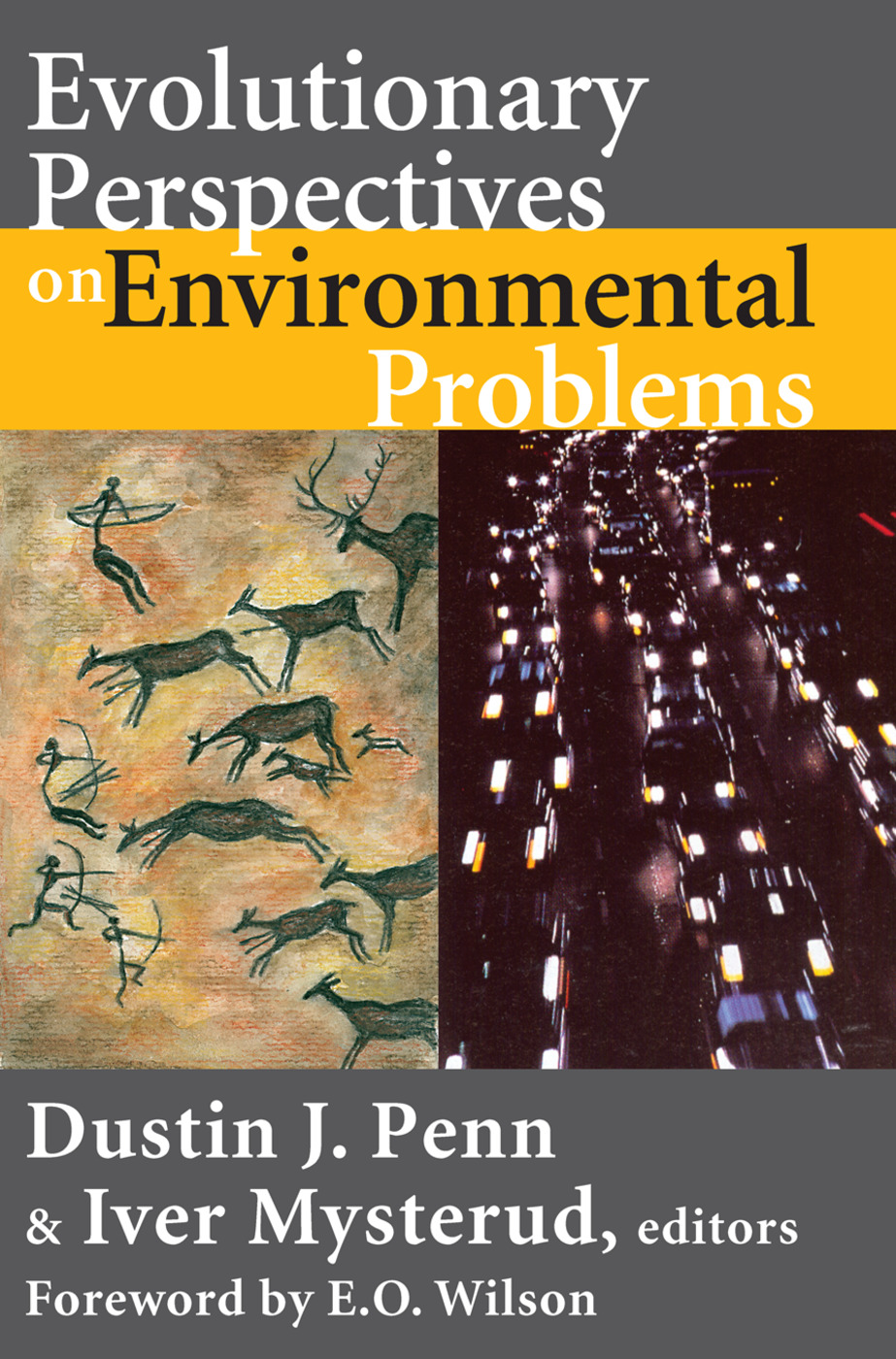 Evolutionary Perspectives on Environmental Problems: 1st Edition (Paperback) book cover