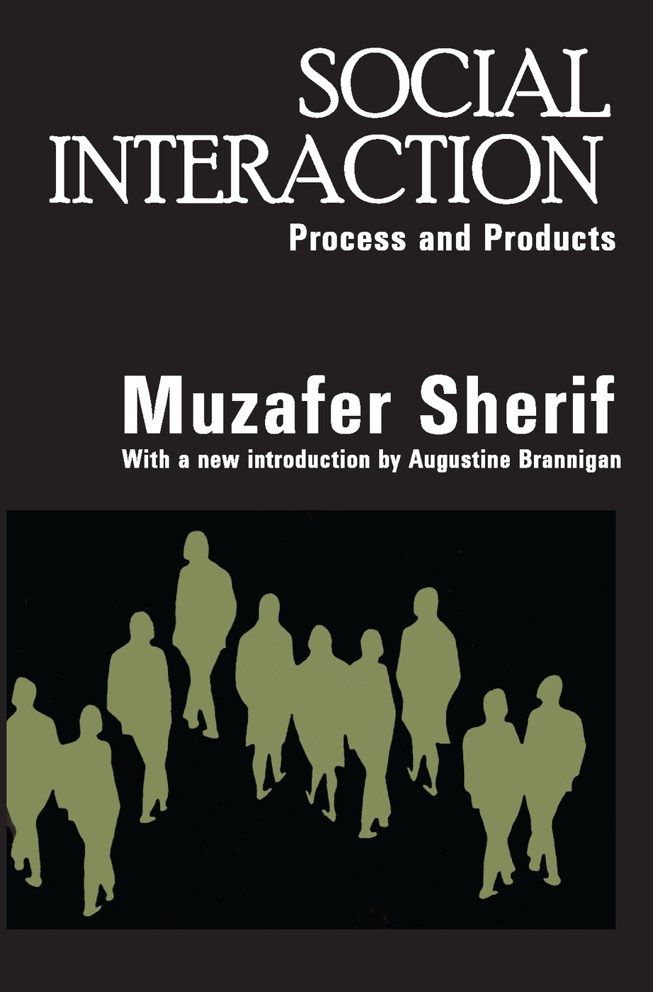 Social Interaction: Process and Products, 1st Edition (e-Book) book cover