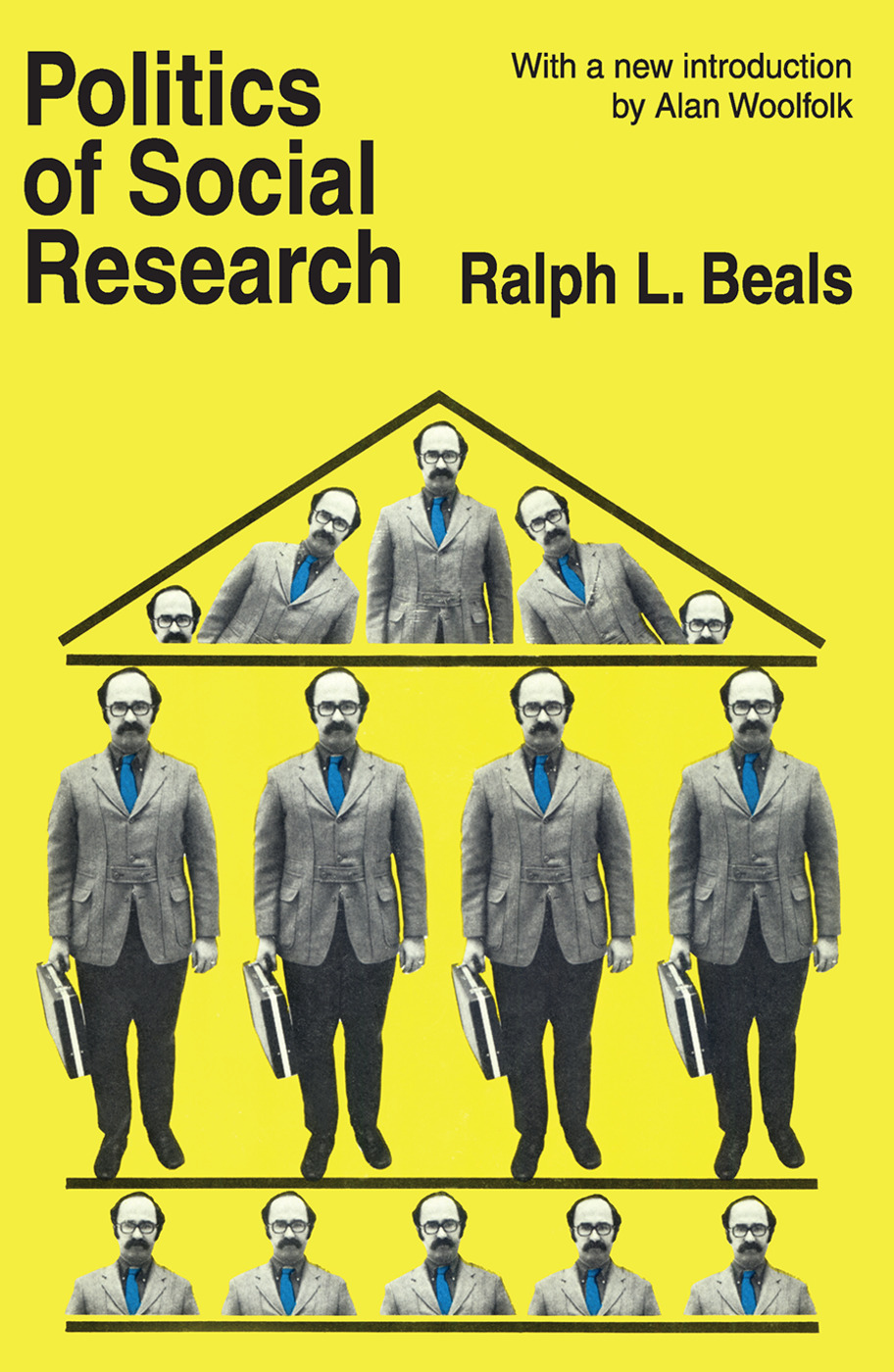 Politics of Social Research: 1st Edition (Paperback) book cover