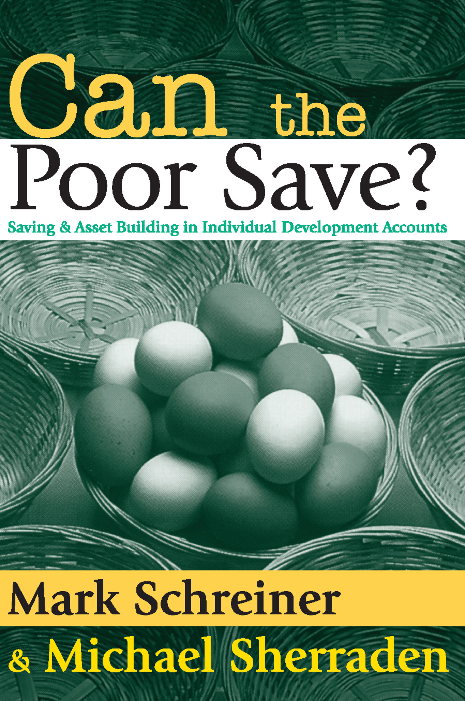 Can the Poor Save?