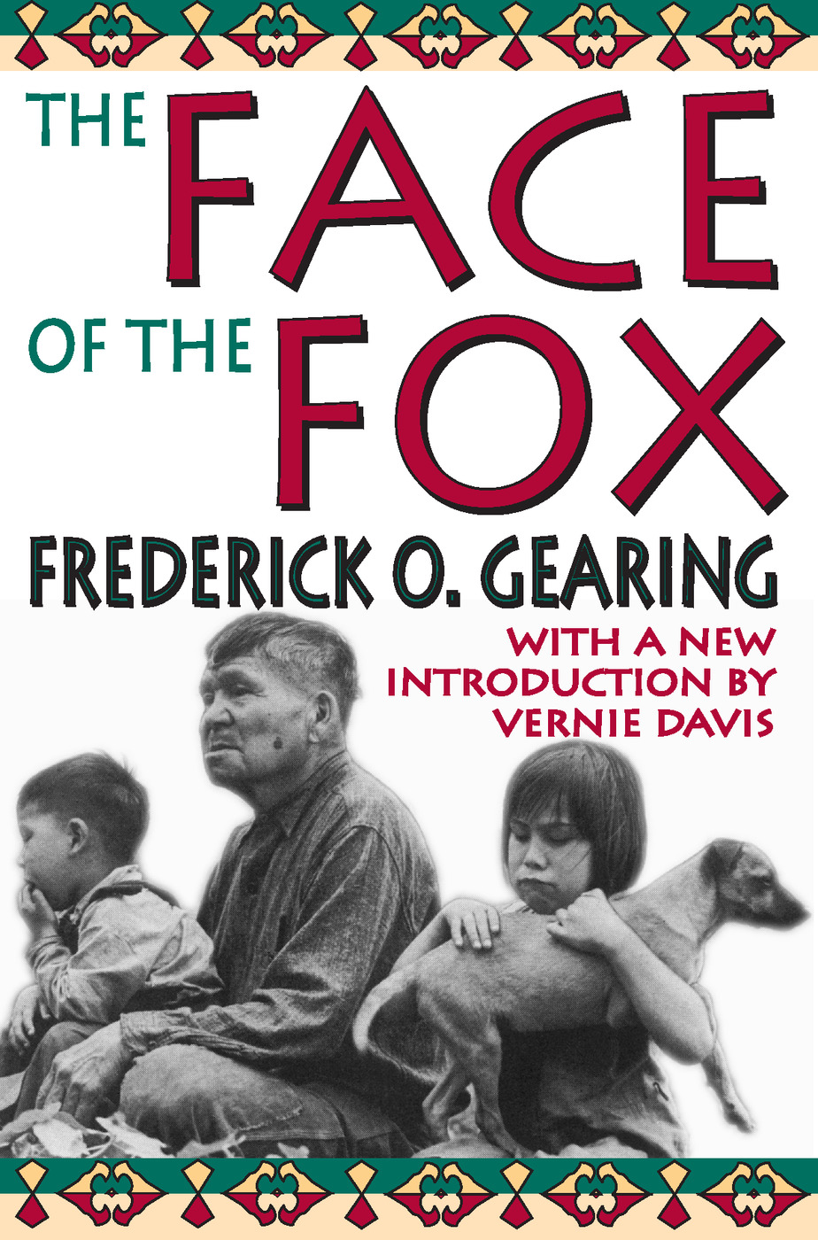The Face of the Fox: 1st Edition (Paperback) book cover