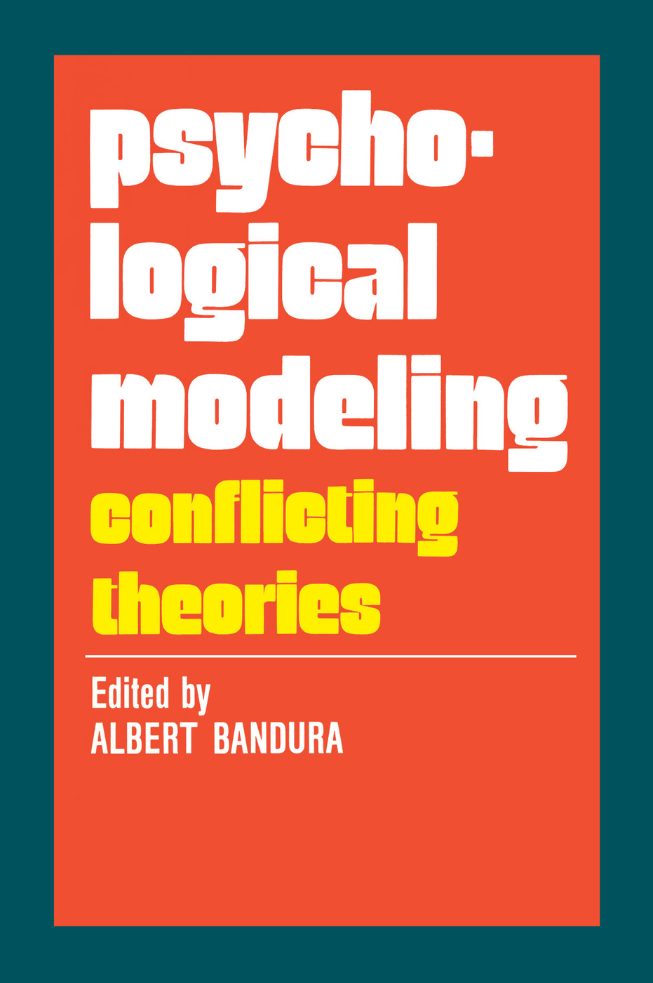 Psychological Modeling