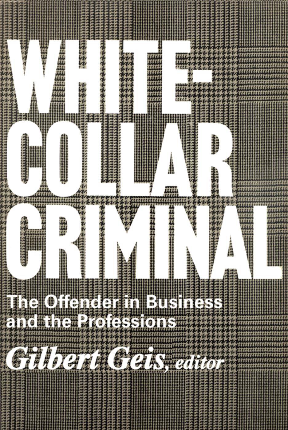 101 British White-Collar Criminals