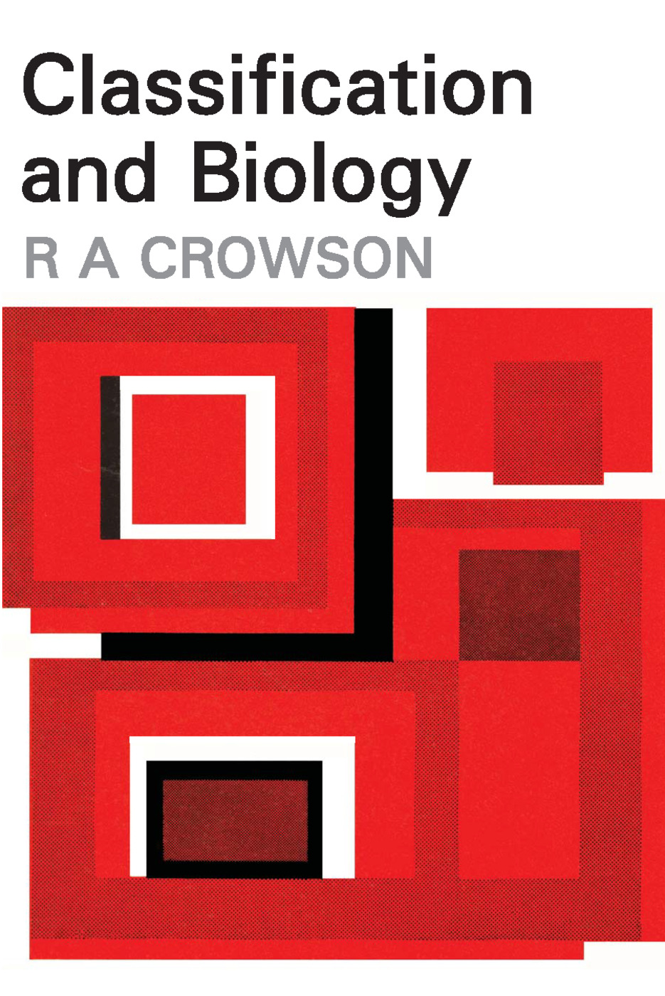Classification and Biology: 1st Edition (Paperback) book cover