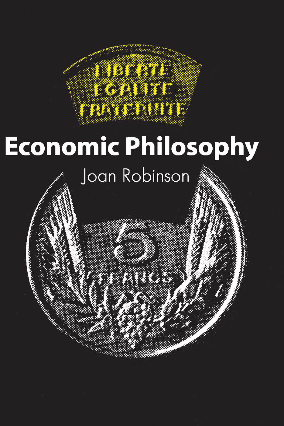 Economic Philosophy: 1st Edition (Paperback) book cover