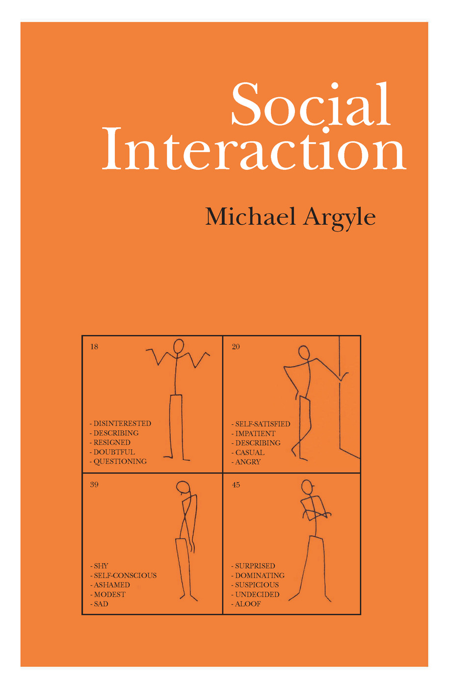 Social Interaction: Process and Products, 2nd Edition (Paperback) book cover