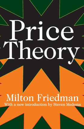 Price Theory: 1st Edition (Paperback) book cover