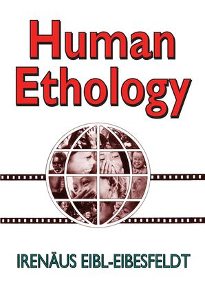 Human Ethology: 1st Edition (e-Book) book cover
