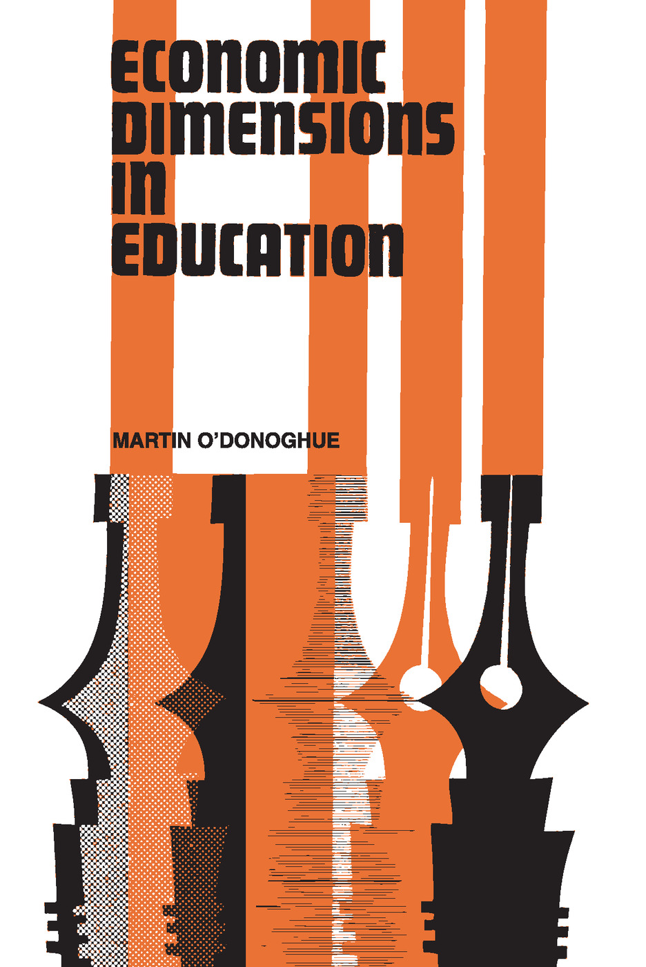 Economic Dimensions in Education: 1st Edition (Paperback) book cover