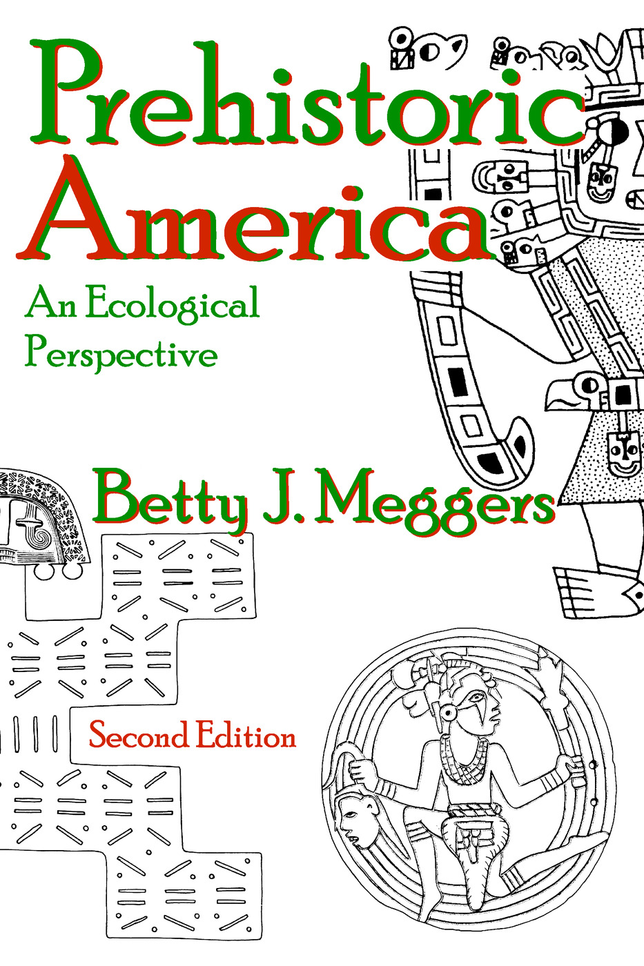 Prehistoric America: An Ecological Perspective, 2nd Edition (Paperback) book cover