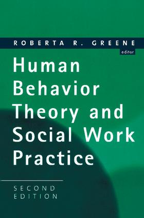 Human Behavior Theory and Social Work Practice: 2nd Edition (Paperback) book cover