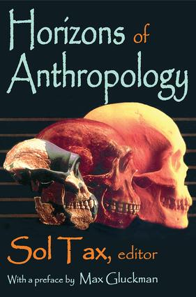 Horizons of Anthropology: 1st Edition (Paperback) book cover