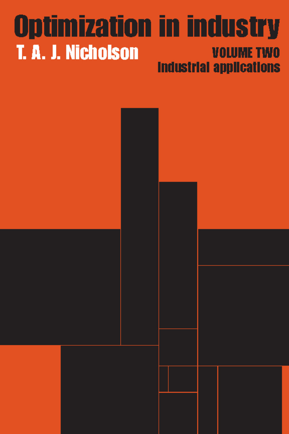 Optimization in Industry: Volume 2, Industrial Applications, 1st Edition (Paperback) book cover