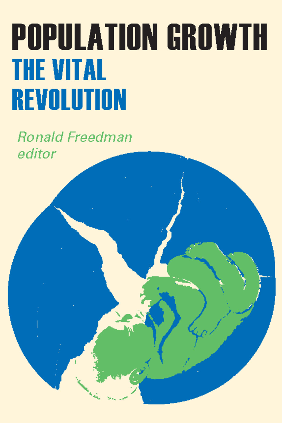 Population Growth: The Vital Revolution, 1st Edition (Paperback) book cover