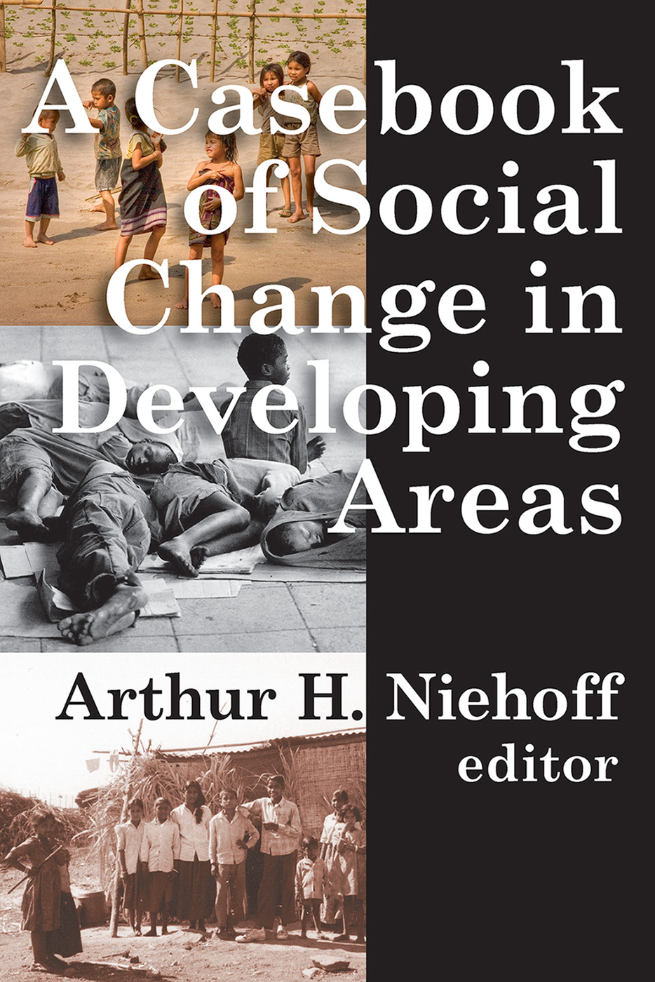 Casebook of Social Change in Developing Areas: 1st Edition (Paperback) book cover
