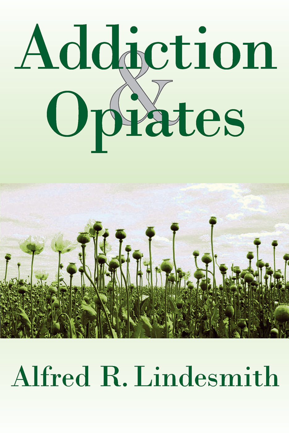 Addiction and Opiates: 1st Edition (Paperback) book cover