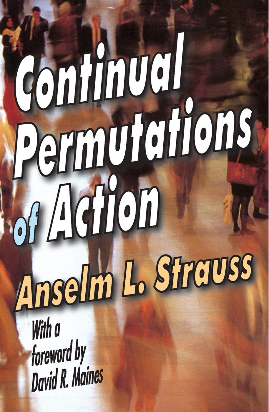 Continual Permutations of Action: 1st Edition (Paperback) book cover
