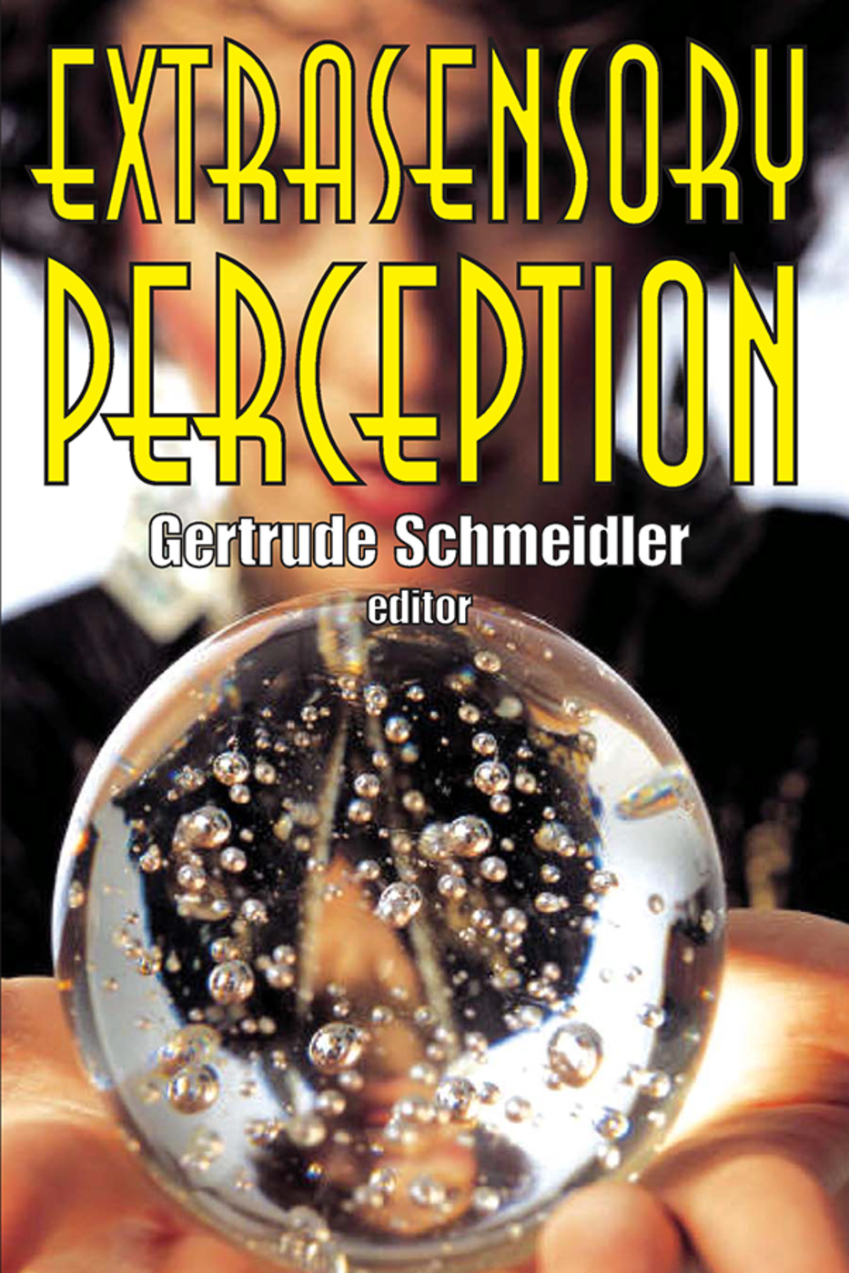 Extrasensory Perception: 1st Edition (Paperback) book cover