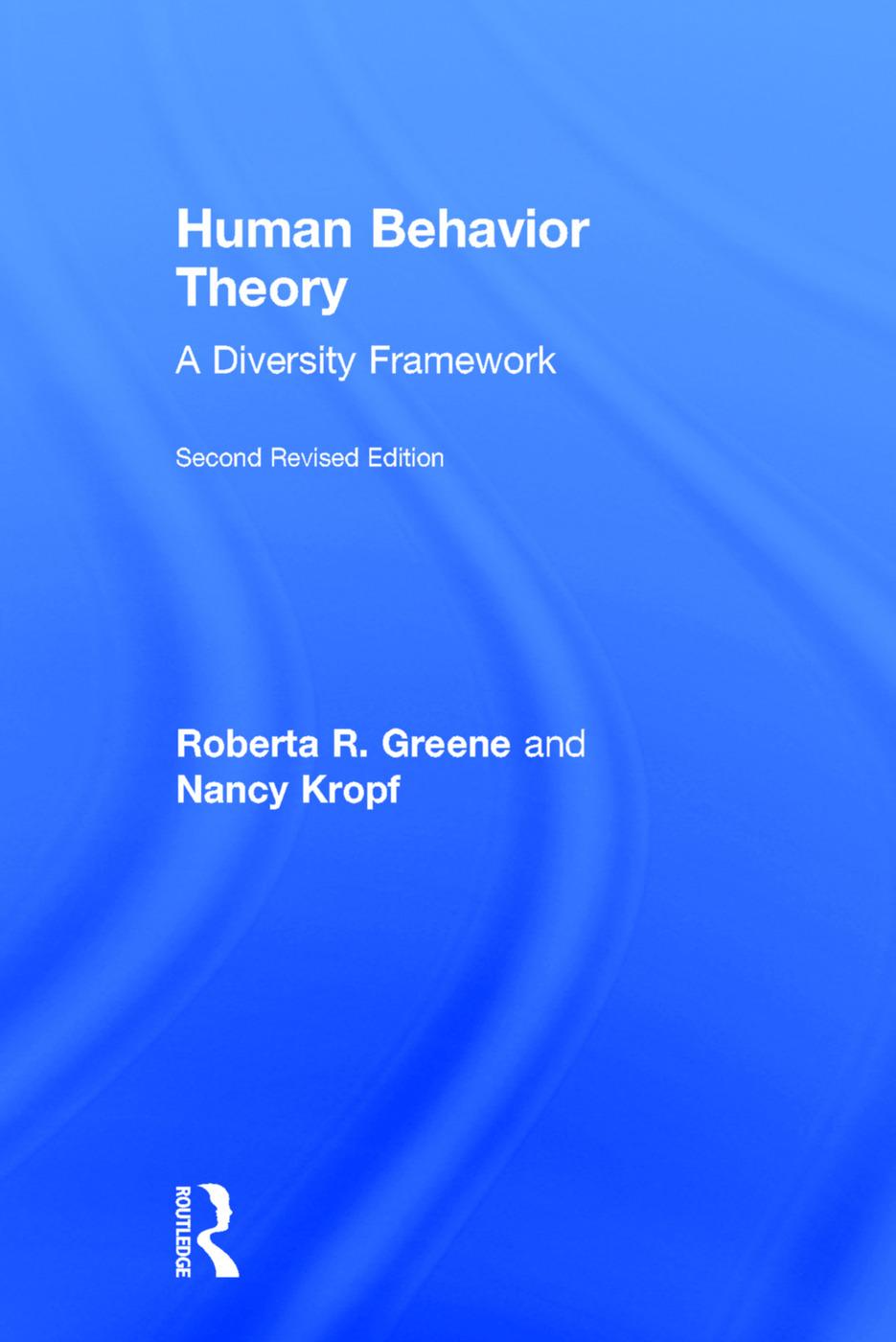 Human Behavior Theory: A Diversity Framework book cover