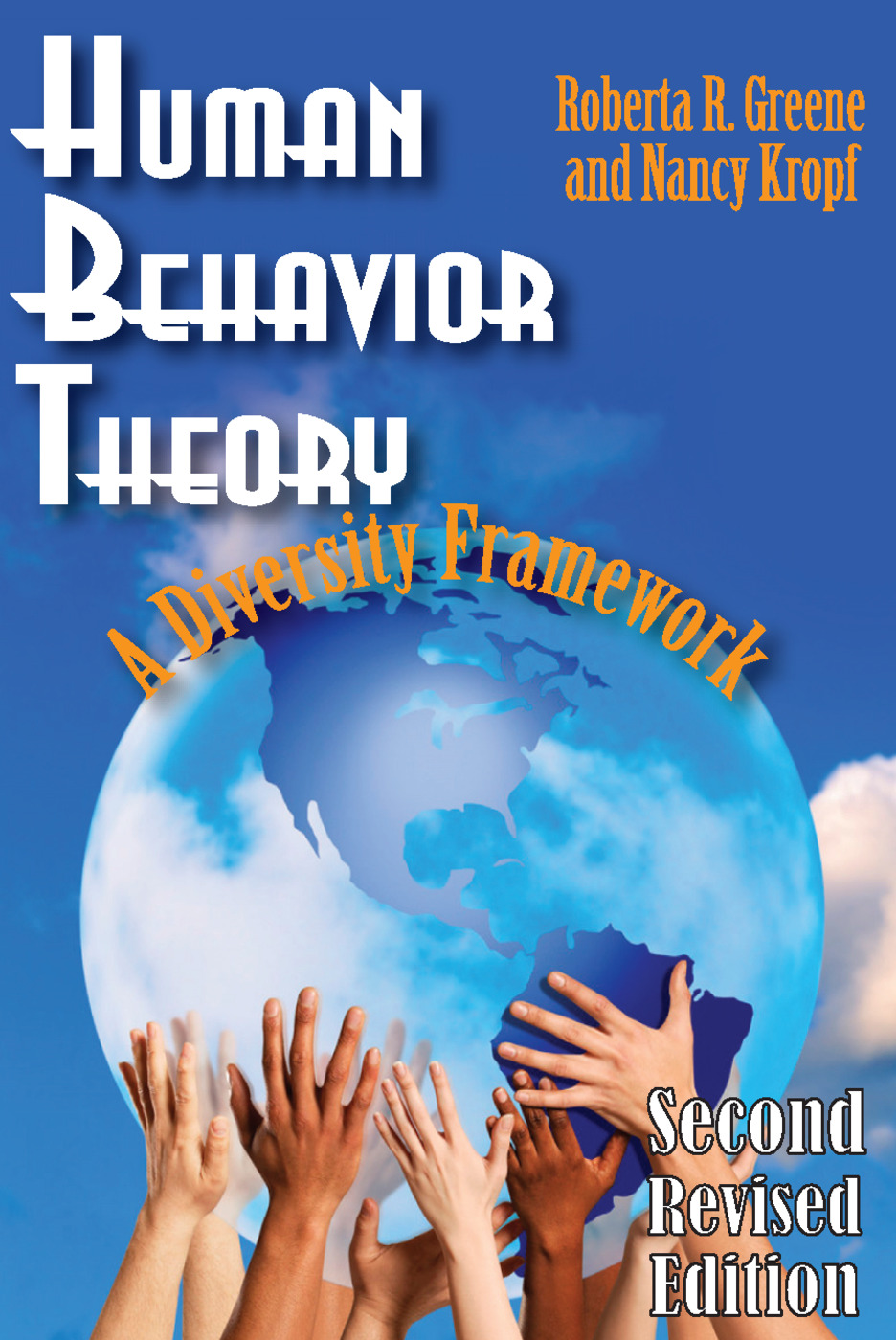 Human Behavior Theory: A Diversity Framework, 2nd Edition (Paperback) book cover