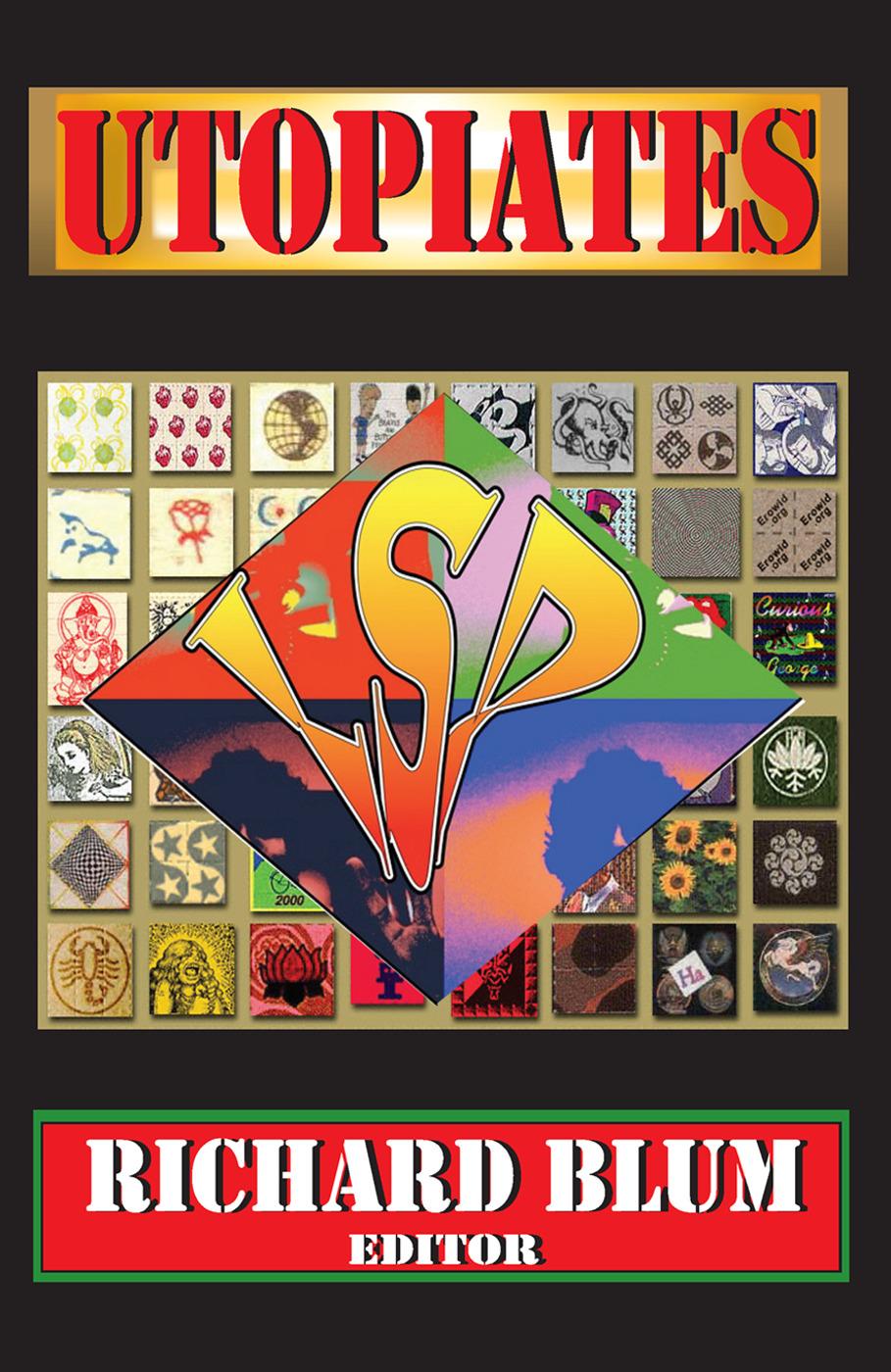 Utopiates: 1st Edition (Paperback) book cover