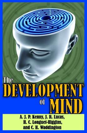 The Development of Mind: 1st Edition (Paperback) book cover