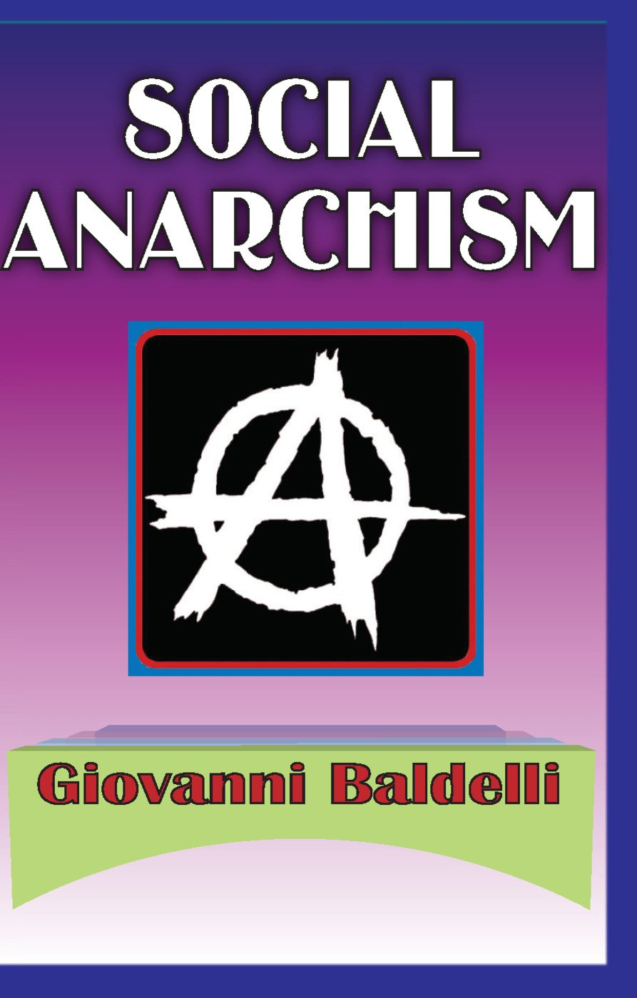 Social Anarchism: 1st Edition (Paperback) book cover