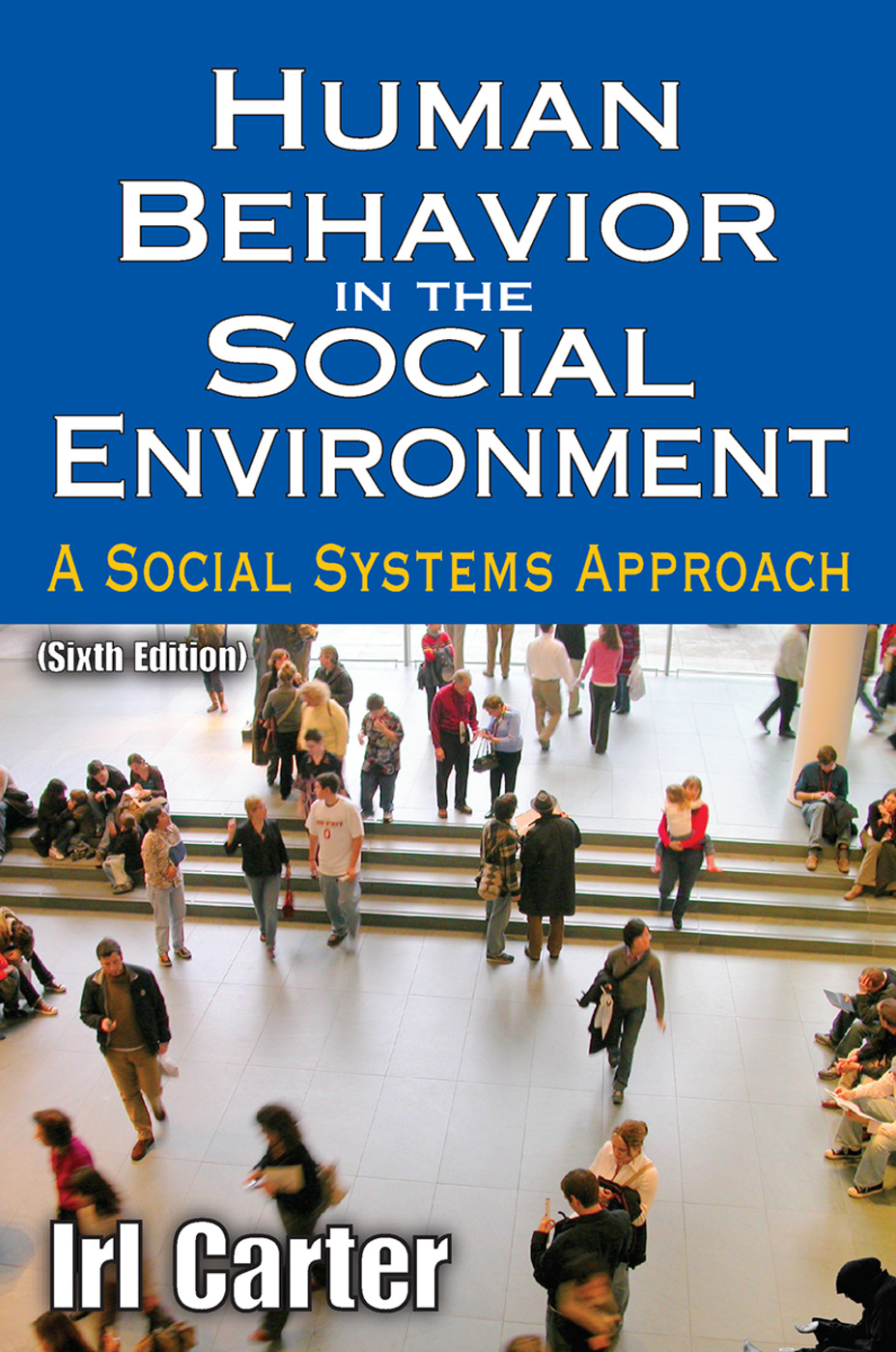Human Behavior in the Social Environment: A Social Systems Approach, 6th Edition (Paperback) book cover