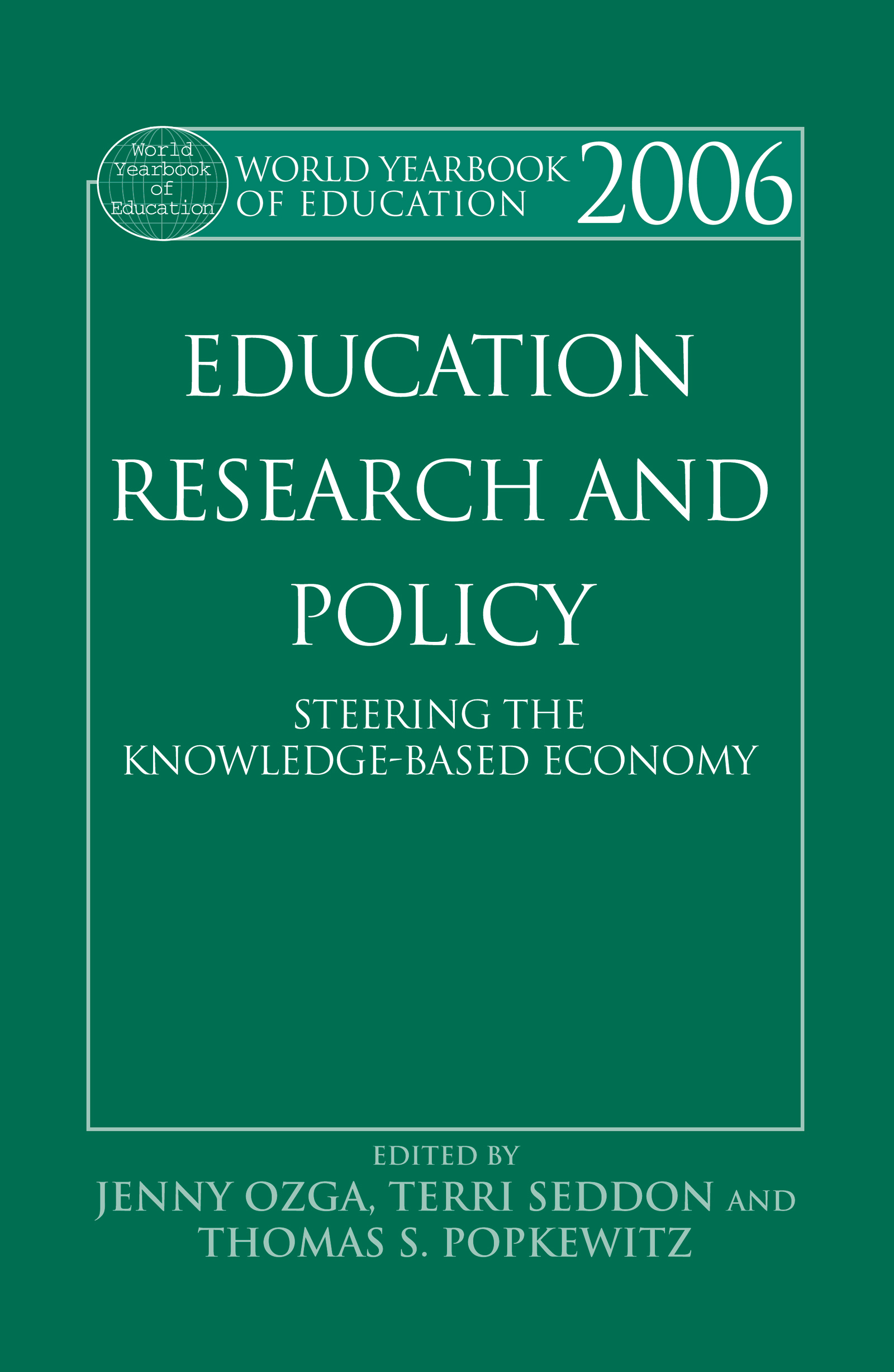 Global trends towards education and science: Tension and resistance
