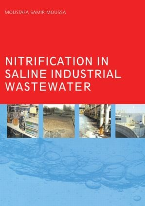 Nitrification in Saline Industrial Wastewater: 1st Edition (Paperback) book cover