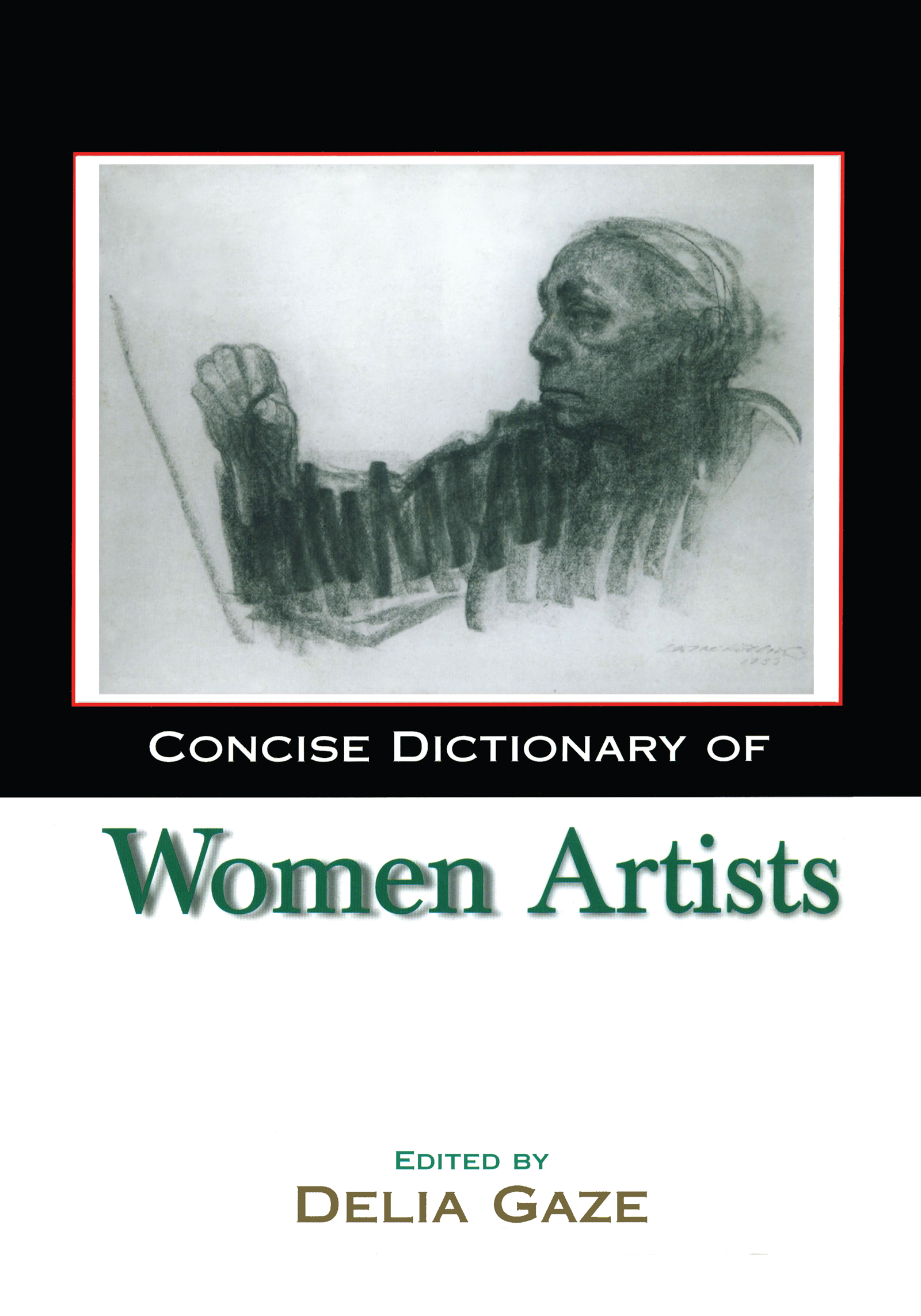 Concise Dictionary of Women Artists