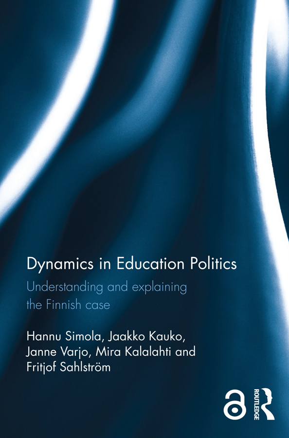 Dynamics in Education Politics
