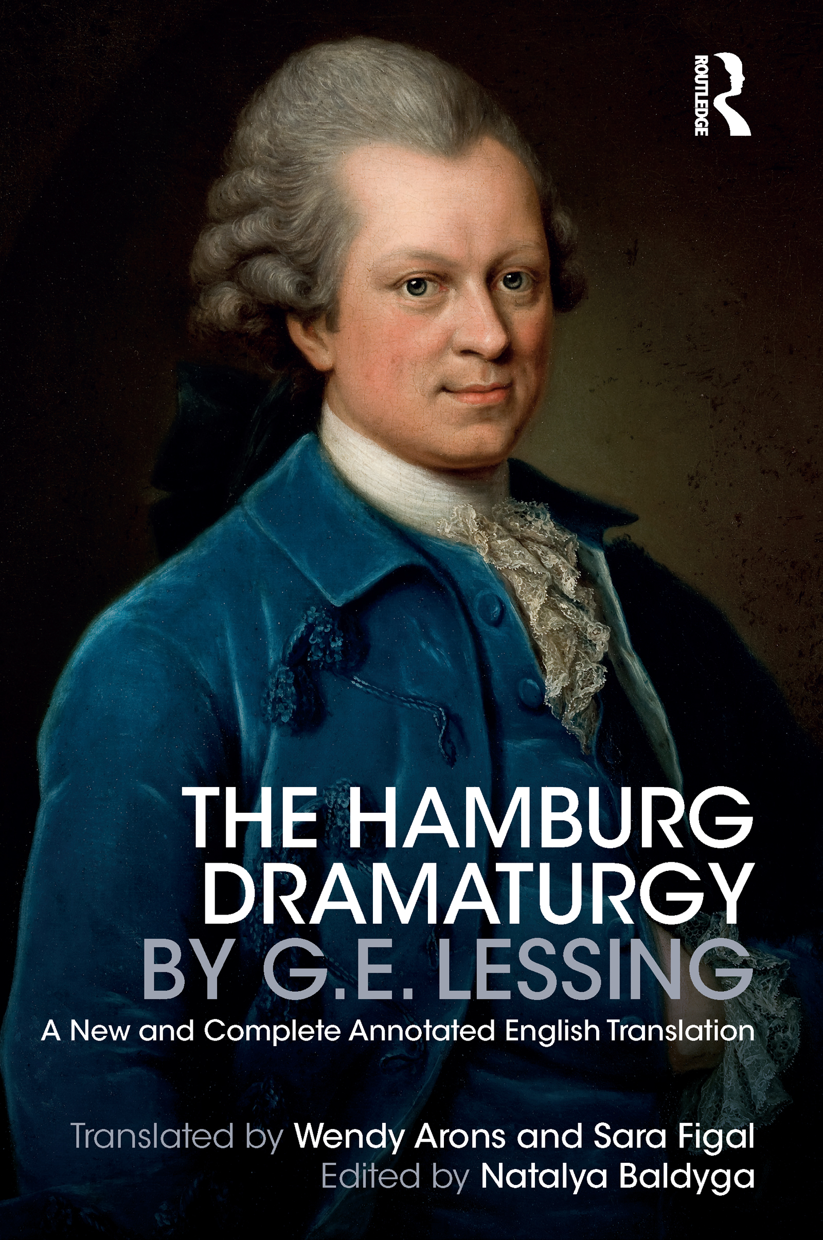 The Hamburg Dramaturgy by G.E. Lessing