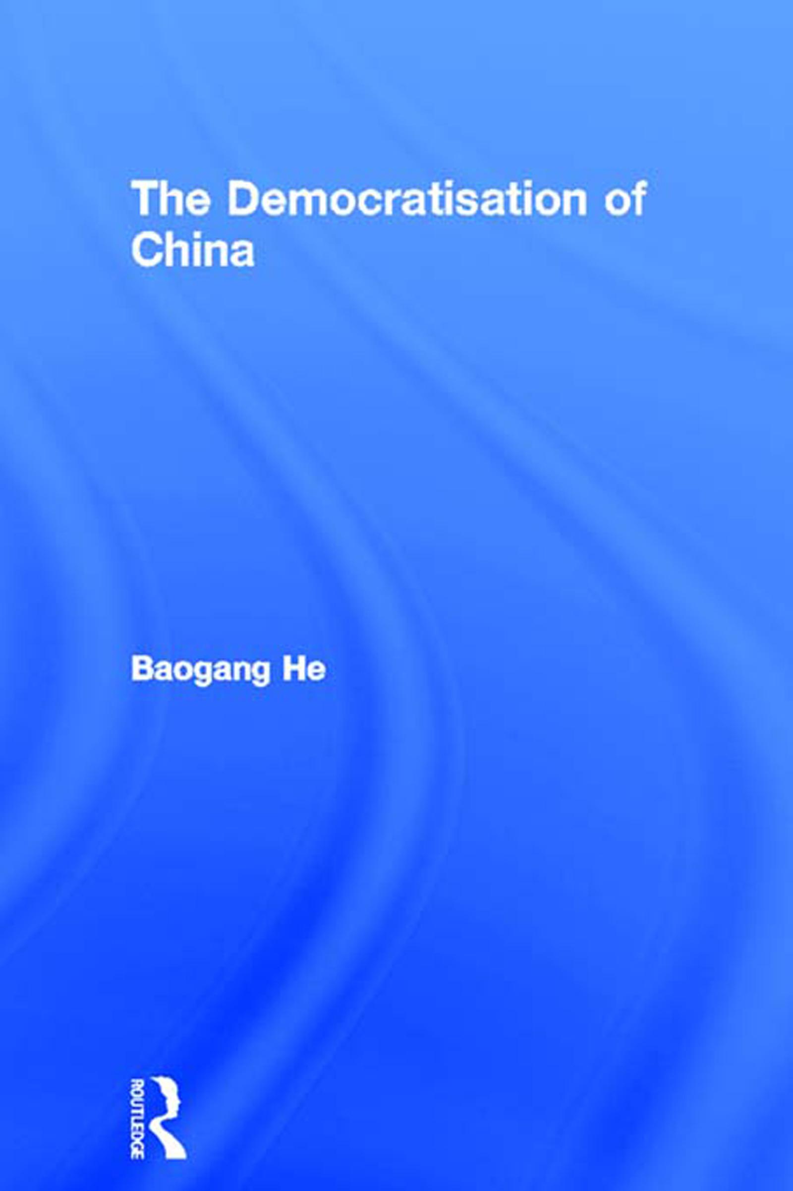 The Democratisation of China