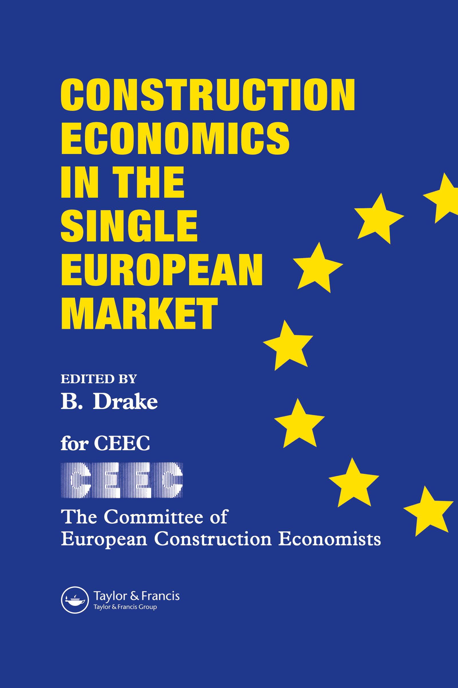 Construction Economics in the Single European Market