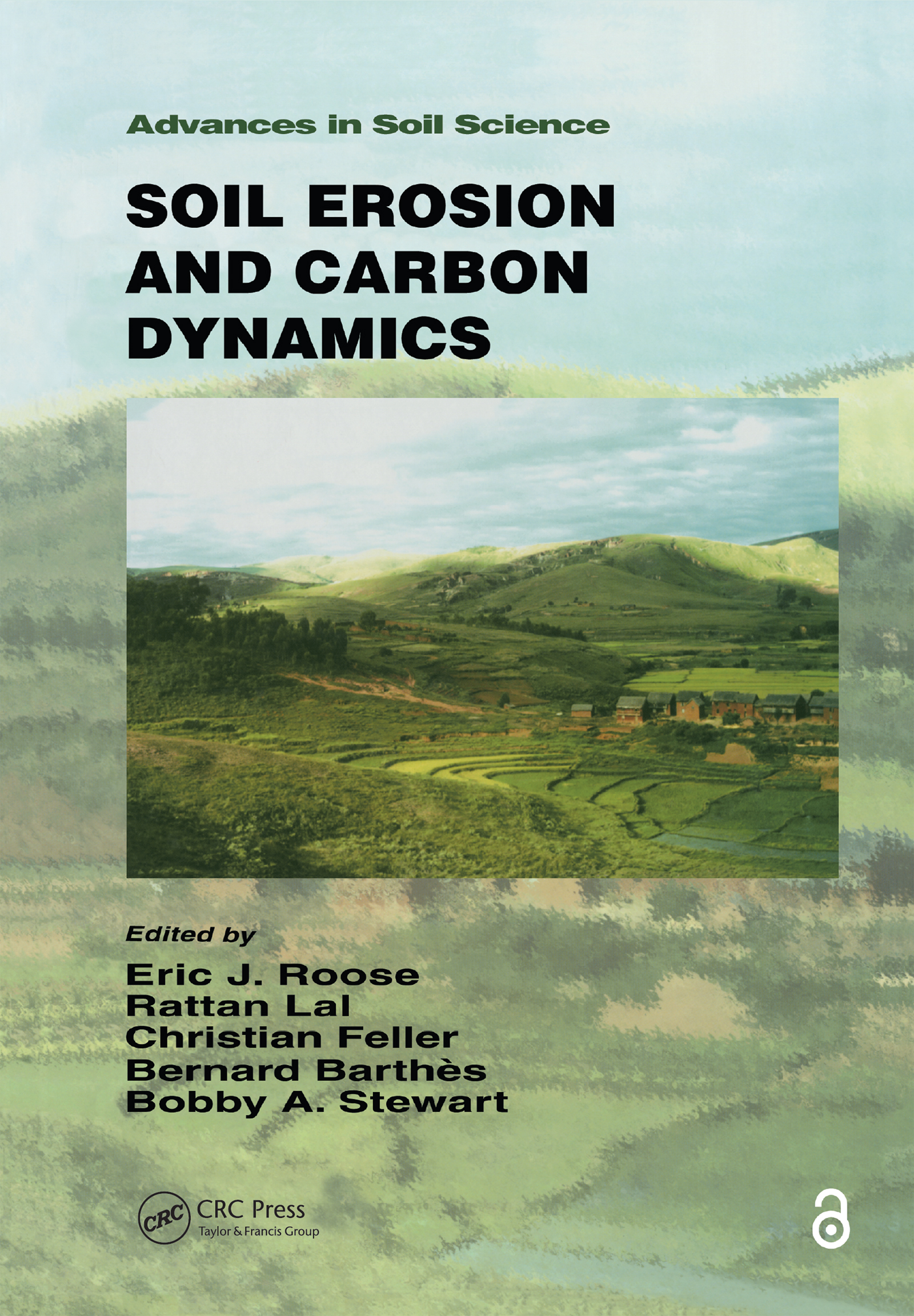 Soil Erosion and Carbon Dynamics