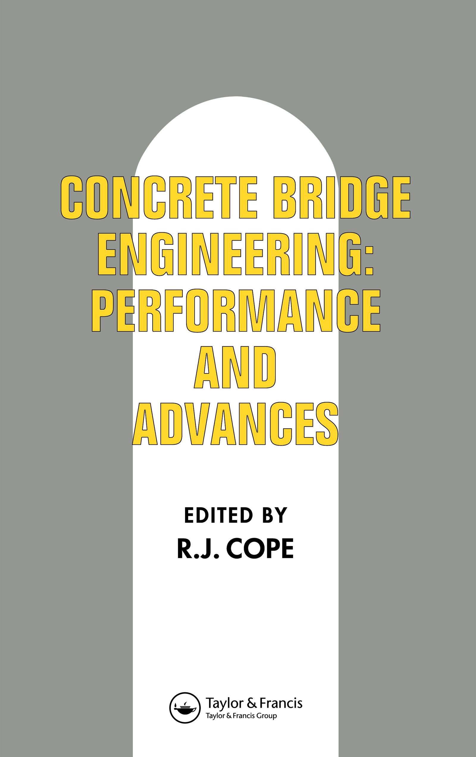 Concrete Bridge Engineering