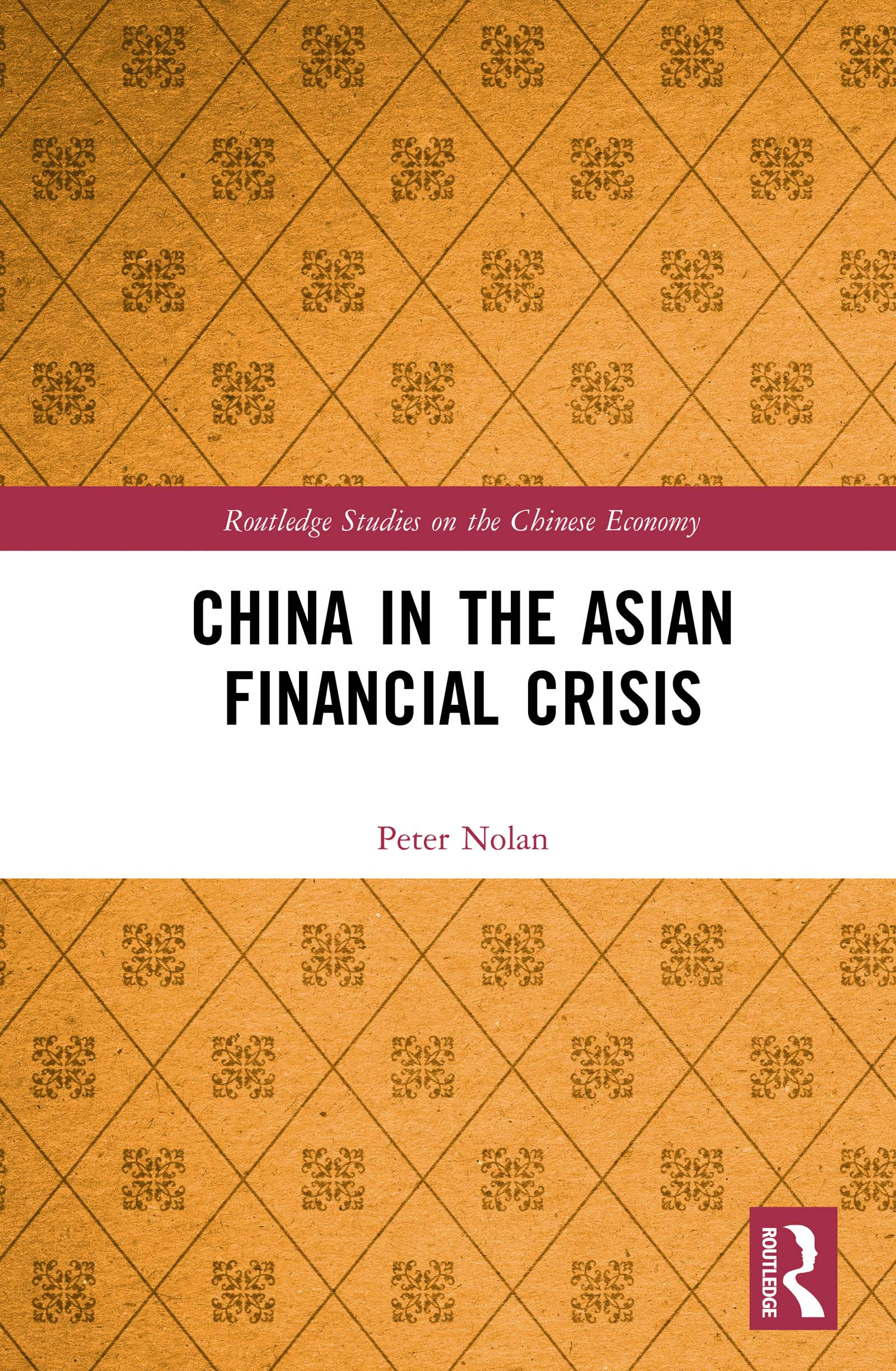 China in the Asian Financial Crisis