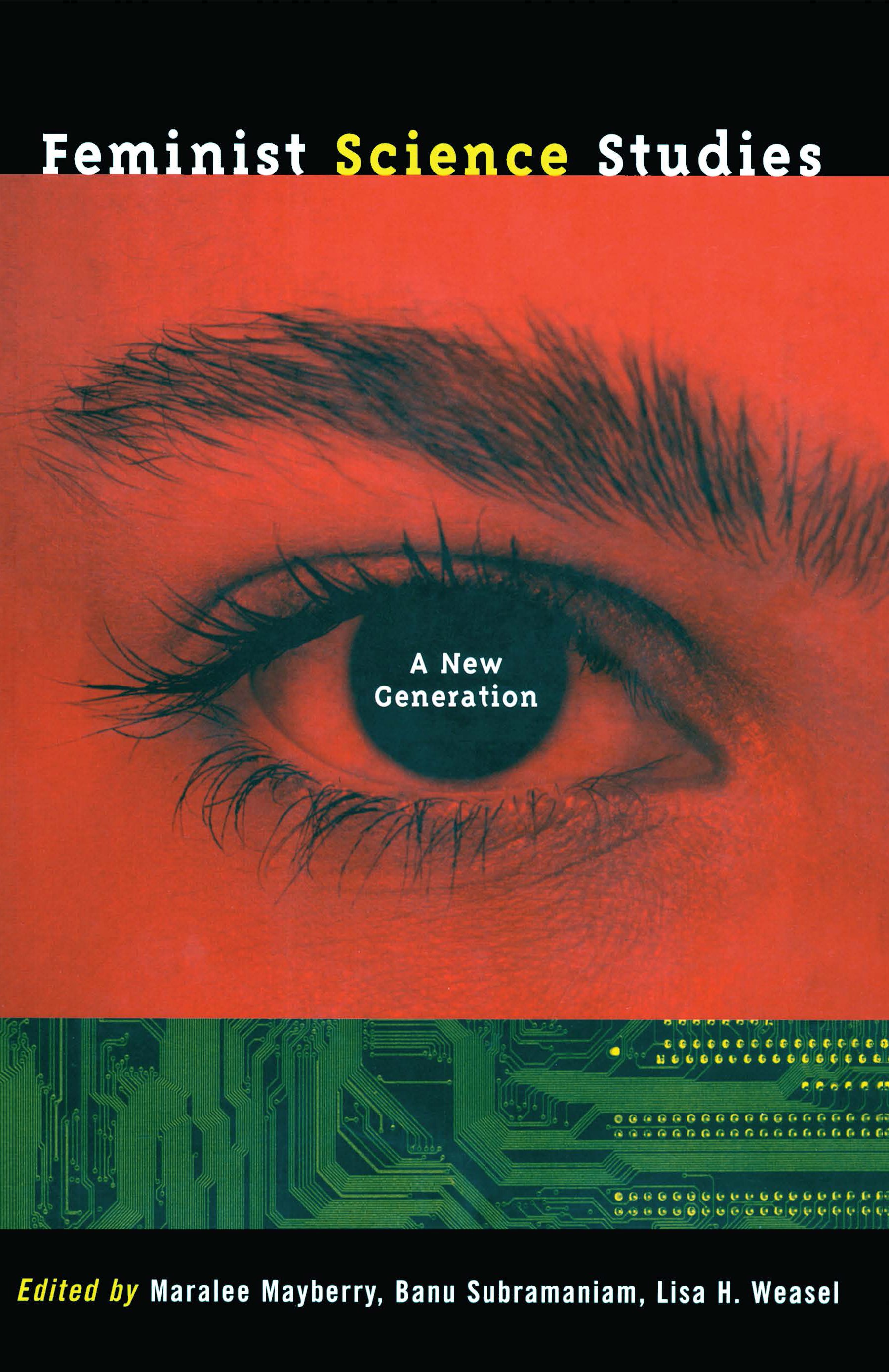 Feminist Science Studies: A New Generation book cover