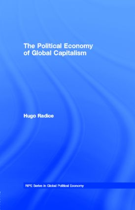 The Political Economy of Global Capitalism (e-Book) book cover
